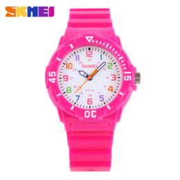 $enCountryForm.capitalKeyWord Canada - Children Watch Fashion Skmei 1043 Brand Watches Quartz Wristwatches Waterproof Jelly Kids Clock boys girls Students Wristwatch