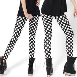 Jambières Noires Et Noires Pas Cher-Chaussures Femme Leggings Blancs Leggings Noir Pantalons Printed Sky Stretchy Breathe Noël Jeggings Chaudes Slim Collants