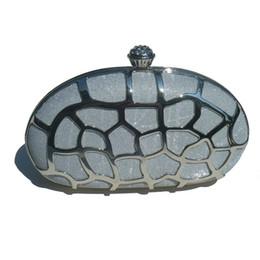 $enCountryForm.capitalKeyWord Canada - Turtle Shell Box Clutch Encrusted Hollow Out Metallic Shape Artificial Silk Evening Bag with Diamond Clasp for Women Handbag - Z6825