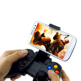 Tablet Wireless Controller Australia - Freeshipping IPEGA Game Controller Wireless Bluetooth Double Controller Gamepad Joystick for Android Phone Pad Android For Tablet PC TV BOX