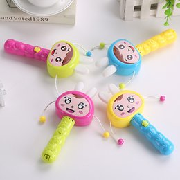 $enCountryForm.capitalKeyWord Canada - The new music glow stick rattle hand clap drum manufacturers selling taobao sell lots of baby toys