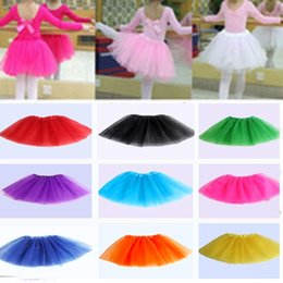 $enCountryForm.capitalKeyWord Canada - Baby Girls Children Kids Dancing Tulle Tutu Skirts Pettiskirt Dancewear Tutu dresses Ballet Dress Skirts Costume for Party Christmas