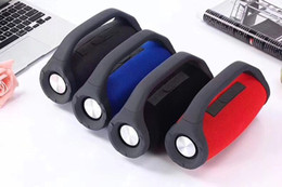 Portable 3d Player online shopping - Boombox Bluetooth Wireless Speaker Stereo Audio W Bass diaphragm D HIFI Subwoofer FM AUX Line TF Card Handsfree mah B9