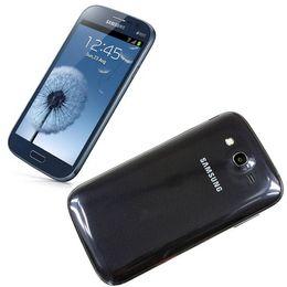 Samsung Galaxy Grand I9082 Çift Sim Unlocked 3G GSM Cep Telefonu Çift çekirdekli 5.0 '' WIFI GPS 8MP 1G / 8 GB smartphone indirimde