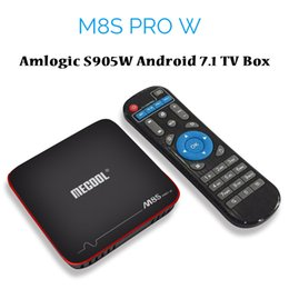 $enCountryForm.capitalKeyWord Australia - M8S Pro W Android 7.1 TV Box Amlogic S905W Quad Core 2GB 16GB Android7.1 4K H.265 Streaming Media Player 2.4G Wifi Smart Mini PC