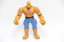 $enCountryForm.capitalKeyWord NZ - Avengers Hulk PVC Deadpool Iron Man Action Figure Thor Model Collection Toy Gift Captain America IronMan superhero Spiderman