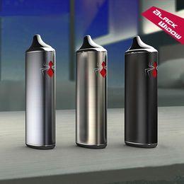 China 100% Original Kingtons Black Widow 3in1 wax oil dry herb mod box kit herbal vaporizer Liquid vapor mods vape pen e cigarette Kit suppliers