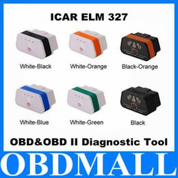 Discount renault engines - 2016 100% Original Vgate iCar2 Bluetooth OBD Scanner iCar 2 elm327 Diagnostic Interface code scanner with high performan