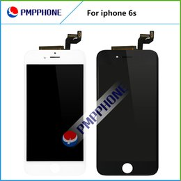 online shopping Best AAA quality Lcd Display replacement for iphone s quot touch screen digitizer assembly repair parts white black color