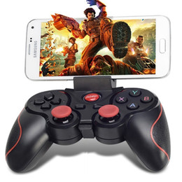China Game controller wireless games Bluetooth handle Andrews handle T3 factory direct good quality and good price cheap ps4 prices suppliers