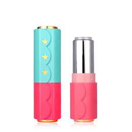 $enCountryForm.capitalKeyWord UK - Pretty Empty Plastic Lipsticks Case Lip Balm Tube High Quality Cosmetic Lipstick Tubes Packing Refillable Bottles 20pcs