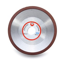 Chinese  100mm Diamond Grinding Wheel Cup 180 Grit Cutter Grinder manufacturers