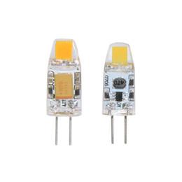 $enCountryForm.capitalKeyWord NZ - Dimmable G4 LED Lamp 3W 6W COB LED Bulb DC AC 12V LED G4 COB Light 360 Beam Angle Chandelier Lights Lampadas Replace Halogen