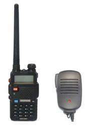 $enCountryForm.capitalKeyWord UK - Wholesale-Radio sets BAOFENG UV-5R VHF UHF Dual Band portable ham two way Radio amateur walkie talkie +2pin speaker MIC +free shipping