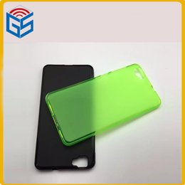 $enCountryForm.capitalKeyWord Canada - Various Color Wholesale Factory Price Soft Matte Pudding Gel TPU Case For Cubot X15 Back Protective Cover