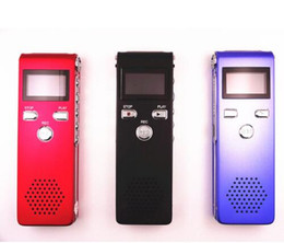 4gb Mp3 Player Canada - 4GB Digital Voice Recorder Pen With Rechargeable Telephone Record MP3 Function Dictaphone Voice Recorders Support MP3 WMA Player
