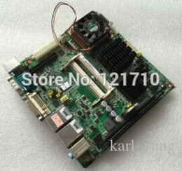Lga 755 Ddr3 Canada - industrial equipment board AIMB-258G2 AIMB-258 REV.A1 p8800 ddr3 memory dual nic interface