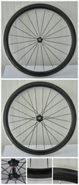 $enCountryForm.capitalKeyWord UK - Best quality V shaped 50mm aluminum rim road bicycle carbon wheels 3k clincher matt finish wheels v shaped carbon wheels free shipping