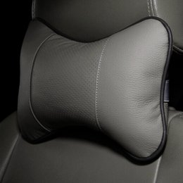 Neck pad headrest online shopping - Breathe Car Vehicle Auto Seat Head Neck Rest Cushion Headrest Pillow Pad