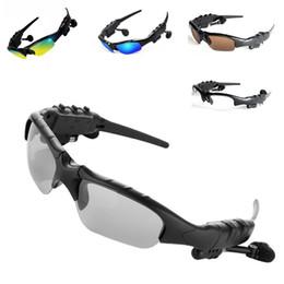 HBS Inteligente Óculos De Sol Sem Fio Polarizada Eyewear Headset Fones De  Ouvido Bluetooth Para Android 606bc2bc26
