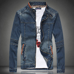 Discount Mens Denim Sports Jacket | 2017 Mens Denim Sports Jacket ...