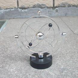 $enCountryForm.capitalKeyWord Australia - Free shipping rotary perpetual instrument model swing celestial globes strange new home crafts ornaments magnetic Desktop