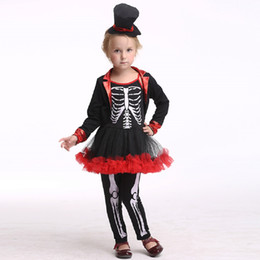 girl skull cosplay costume halloween costume for kids stage dance wear pirate party cosplay supplier teenage girl pirate halloween costumes - Teenage Girl Pirate Halloween Costumes