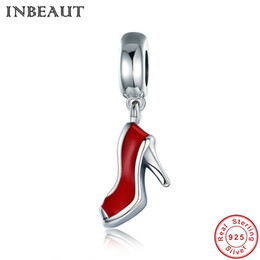 Easter gifts for teen girls nz buy new easter gifts for teen girls inbeaut 925 real sterling silver red heel pendant for women chain necklace with s925 charm fit braceletsbanlges teen girl gift nz1519 negle Choice Image