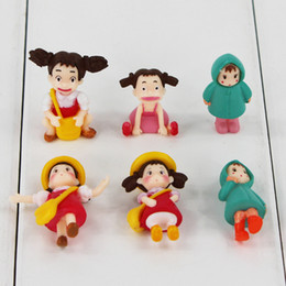Japanese anime girl figures online shopping - Anime Japanese My Neighbor Totoro Cute Xiaomei PVC Action Figure Collectable Model Toy for girls gift retail
