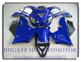 yamaha r1 blue fairings Canada - INJECTION BRAND NEW FAIRING KIT 100% FIT FOR YAMAHA YZFR1 1998 1999 YZF R1 98 99 YZF1000 YZF R1 1998-1999 #RC737 BLUE BLACK
