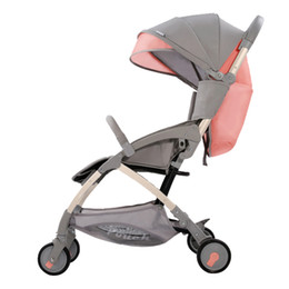Pouch 6.8Kg Lightweight Portable Baby Stroller ,Allowed In Airplane Prams,Can Sit & Lie Baby Carriages Baby Bys