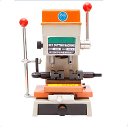DHL Free Shipping Newest Laser Defu Cutter Key Cutting Machine 368a With Full Set Cutters Tools Parts