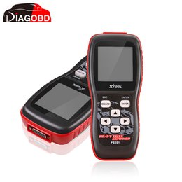 heavy duty reader 2019 - Wholesale-XTOOL PS201 Heavy Duty CAN OBDII Code Reader PS201 Scanner cheap heavy duty reader