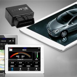 Obd Tools Bmw Canada - Super Mini ELM 327 Bluetooth OBD2 Auto Scanner V2.1 ELM327 OBDII   OBD-II Car Tester Diagnostic Tool For Android Windows Symbian