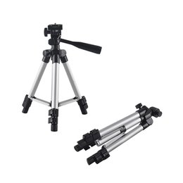 Chinese  Outdoor Fishing Lamp Bracket Universal Portable Camera Accessories Telescopic Mini Lightweight Tripod Stand Hold Wholesale 2508018 manufacturers