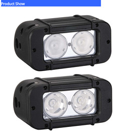 Truck led light bar cheap online truck led light bar cheap for sale cheap ship 20w led work light bar flush mount cube pods 4d cup spot flood beam offroad driving for suv atv 4x4 4wd truck trailer jeep mozeypictures Images