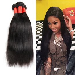 $enCountryForm.capitalKeyWord Canada - 7A virgin brazilian peruvian mongolian malaysian hair weave 100% human hair straight extensions length 8-30inch in stock free shipping