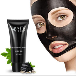nose oily 2019 - Hot Selling AFY suction Black mask deep cleansing face mask Tearing style resist oily skin strawberry nose Acne remover