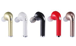 Discount cheap universal cell phones - I9S Wireless Earphone Upgrade HBQ I7 TWS Cheap Single Earbud Bluetooth Headphone Sports Headsets with Mic CSR4.1 Stereo