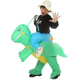 inflatable dinosaur costume kids girls boys suits animal themed funny inflatable costume halloween costume for kids affordable funny halloween costumes for