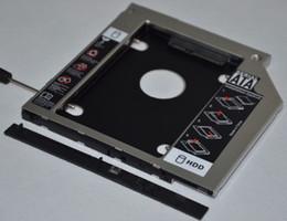 $enCountryForm.capitalKeyWord NZ - Wholesale- 2nd SATA HDD Hard Drive Caddy Adapter for ASUS Q500A BHI7T05 Replace UJ8B2 DVD