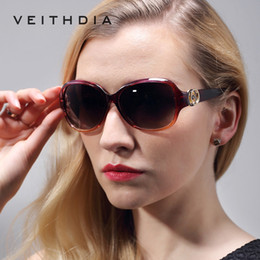 Veithdia sunglasses polarized online shopping - VEITHDIA Retro TR90 Vintage Polarized Sun glasses Ladies Designer Women Sunglasses Eyewear and Accessories Female gafas