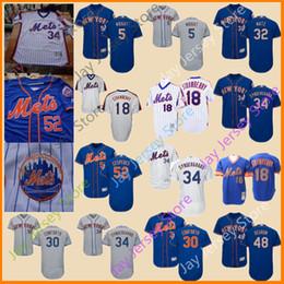 bda897aca ... Men Women Youth New York Mets Jersey Jacob DeGrom Yoenis Cespedes Noah  Syndergaard Mike Piazza Michael ...