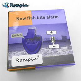 $enCountryForm.capitalKeyWord NZ - Rompin Electronic fish alarm fish bite bell Sound Alert Running LED Clip on wholwsale High quality