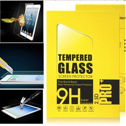 $enCountryForm.capitalKeyWord NZ - For ipad pro mini 3 4 9H 0.4MM Tempered Glass Screen Protector Film Explosion-Proof Screen Guard with boxes for ipad 2 3 4 5 air pro Best