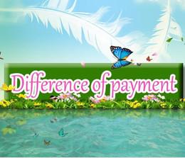 Differenza di pagamento Spedizione gratuita in Offerta