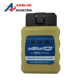 Discount adblue obd2 emulator - AdblueOBD2 for IVECO Trucks AdblueOBD2 for IVECO adBlue DEF and NOx Emulator via OBD2 Support EURO 4 5 6 fast shipping