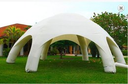 $enCountryForm.capitalKeyWord Canada - 8m white inflatable tent for party * event * advertising