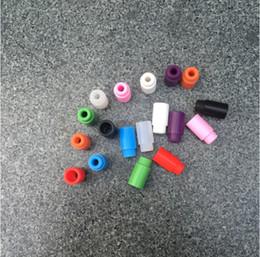 $enCountryForm.capitalKeyWord NZ - Hot sells Rubber wide bore Drip Tips plastic wide bore drip tips for Kanger subtank nano rda subtank drip tip
