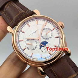 Chinese  Moonphase Automatic Mens Luxury Brand Geneva Watch Auto Date Fashion Wristwatches Calendar Men Mechanical Casual Watches Business reloj manufacturers